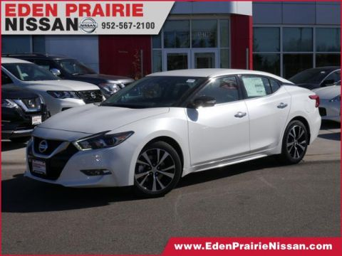 New 2018 Nissan Maxima SV FWD Sedan
