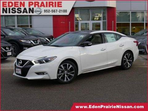 New 2018 Nissan Maxima SL FWD Sedan