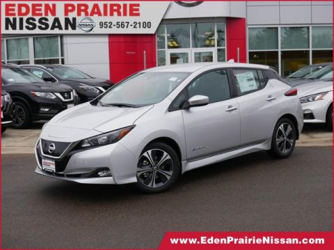 New 2019 Nissan Leaf SV FWD Hatchback
