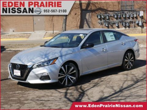 New 2019 Nissan Altima 2.5 SR AWD