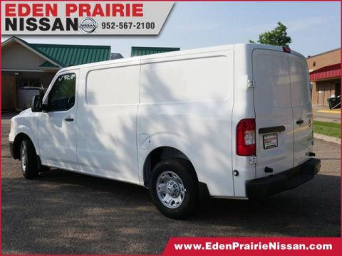 New 2018 Nissan NV2500 HD SV RWD Cargo Van
