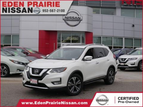 Certified Pre-Owned 2017 Nissan Rogue SL FWD Sport Utility