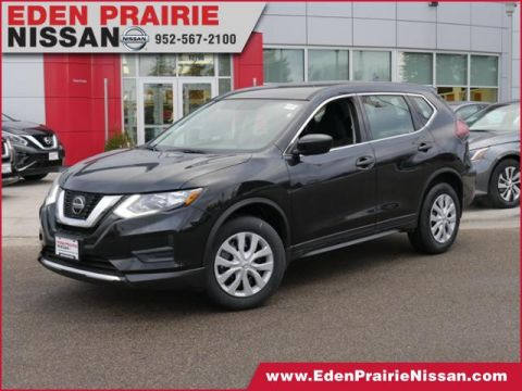 New 2018 Nissan Rogue S AWD