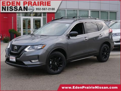 New 2018 Nissan Rogue SV AWD