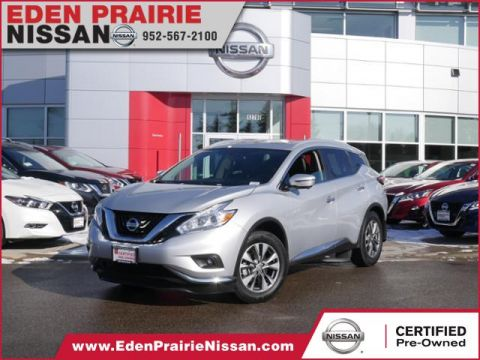 Certified Pre-Owned 2017 Nissan Murano SL AWD