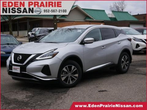 New 2019 Nissan Murano S With Navigation & AWD