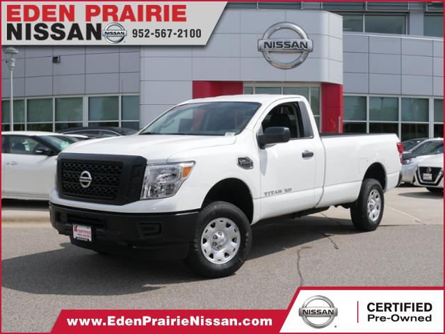 Certified Pre-Owned 2018 Nissan Titan XD S