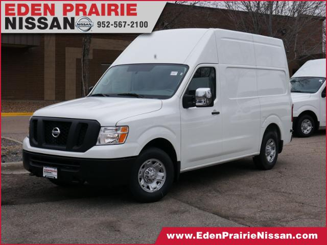 New 2019 Nissan NV3500 HD Cargo SV RWD Van