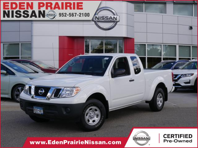 Certified Pre Owned 2017 Nissan Frontier S