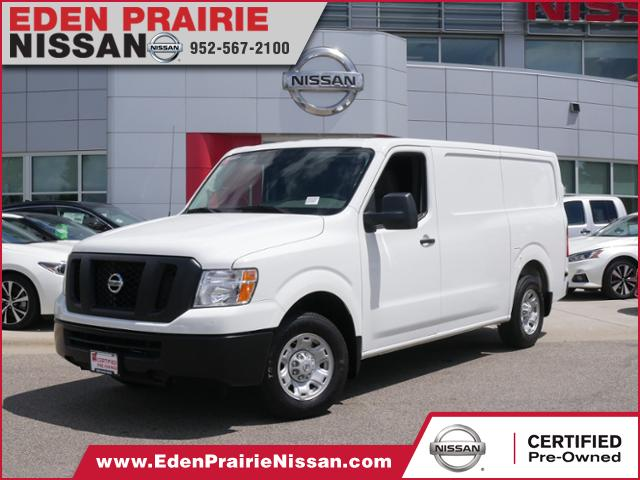 Certified Pre-Owned 2018 Nissan NV Cargo SV