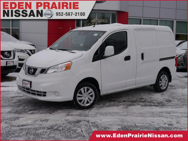 New 2017 Nissan Nv200 Compact Cargo Sv For Sale Eden