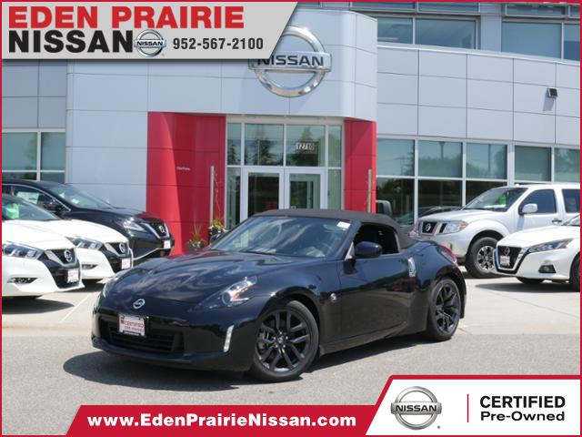 Certified Pre-Owned 2018 Nissan 370Z Roadster Touring
