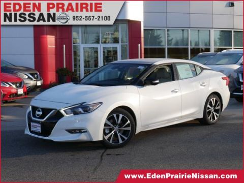 New 2018 Nissan Maxima Platinum FWD Sedan