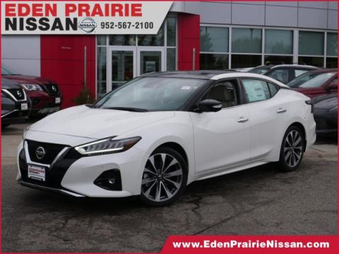 New 2019 Nissan Maxima Platinum FWD Sedan