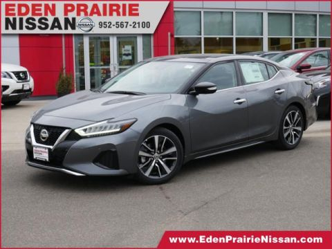 New 2019 Nissan Maxima SL FWD Sedan