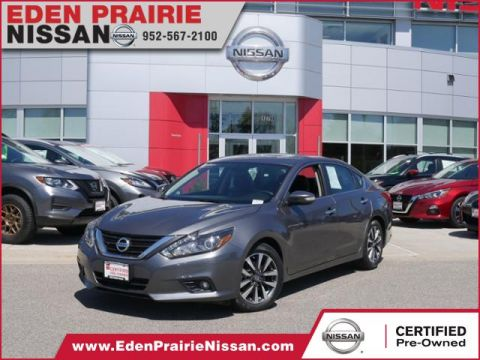 Certified Pre-Owned 2017 Nissan Altima 2.5 SL FWD 4dr Car