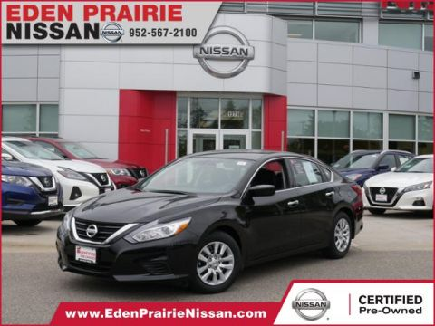 Certified Pre-Owned 2018 Nissan Altima 2.5 S FWD 4dr Car