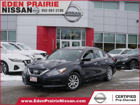 Certified Pre-Owned 2017 Nissan Altima 2.5 S Front Wheel Drive Sedan