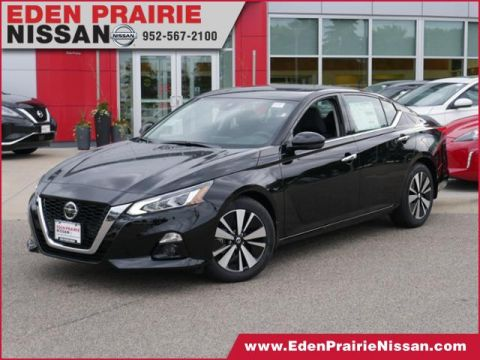 New 2019 Nissan Altima 2.5 SV FWD Sedan