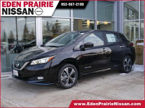 New 2019 Nissan Leaf SL PLUS With Navigation