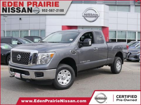 Certified Pre-Owned 2018 Nissan Titan XD SV Four Wheel Drive Truck