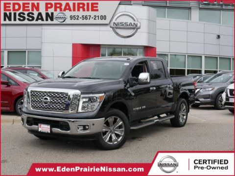 Certified Pre-Owned 2018 Nissan Titan SL With Navigation & 4WD