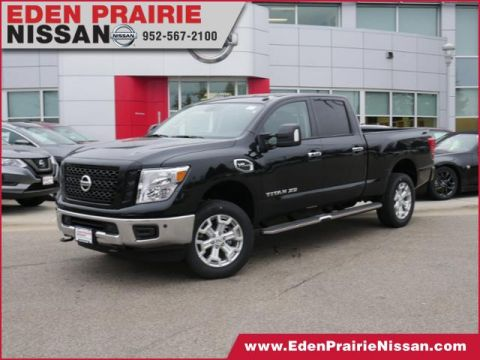New 2019 Nissan Titan XD SV With Navigation & 4WD