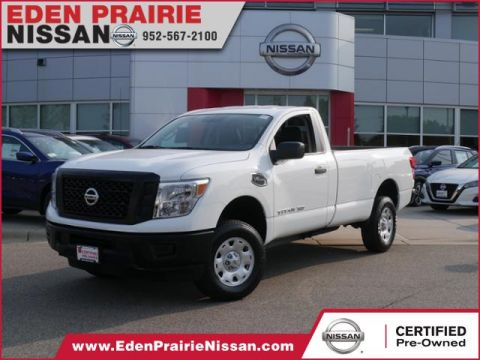 Certified Pre-Owned 2018 Nissan Titan XD 4WD