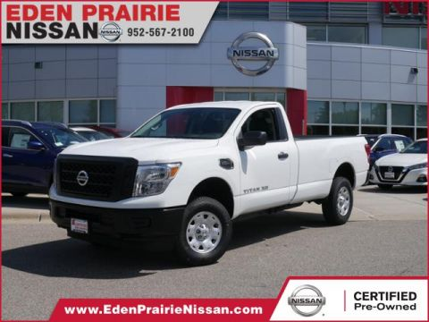 Certified Pre-Owned 2018 Nissan Titan XD S 4WD