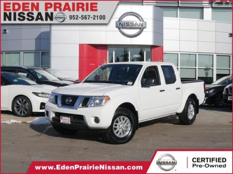 Certified Pre-Owned 2019 Nissan Frontier SV Four Wheel Drive Truck