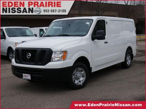 New 2019 Nissan NV1500 SV With Navigation