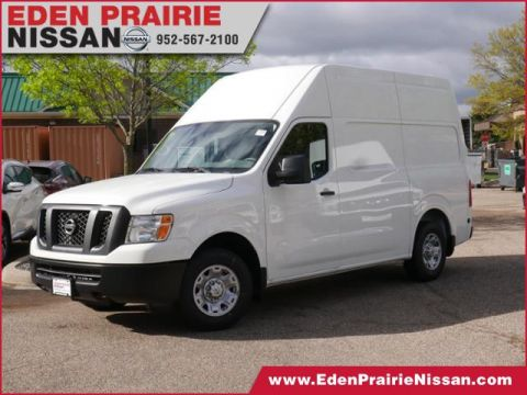 New 2019 Nissan NV2500 HD SV RWD Cargo Van