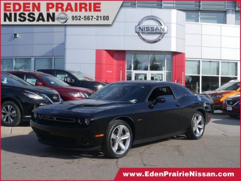 Pre-Owned 2018 Dodge Challenger R/T With Navigation
