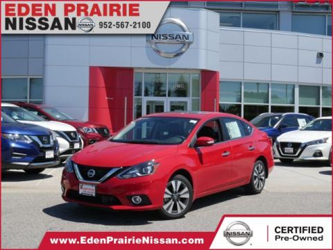 Certified Pre-Owned 2017 Nissan Sentra SL FWD 4dr Car