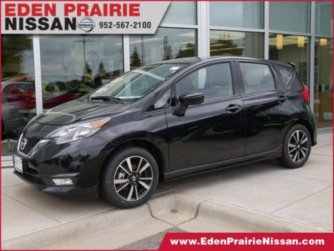 New 2018 Nissan Versa Note SR FWD Hatchback