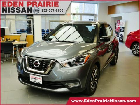 New 2019 Nissan Kicks SR FWD SUV