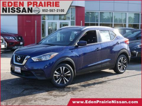 New 2019 Nissan Kicks SV FWD SUV