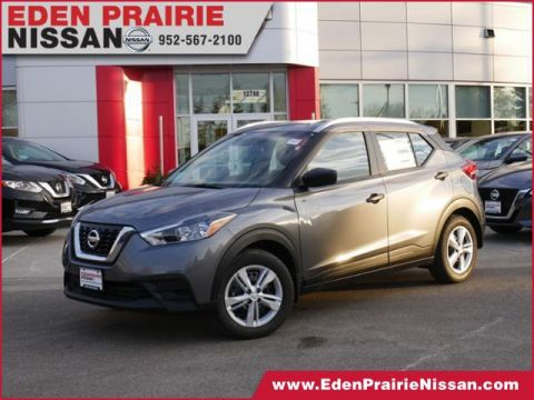 New 2019 Nissan Kicks S FWD SUV