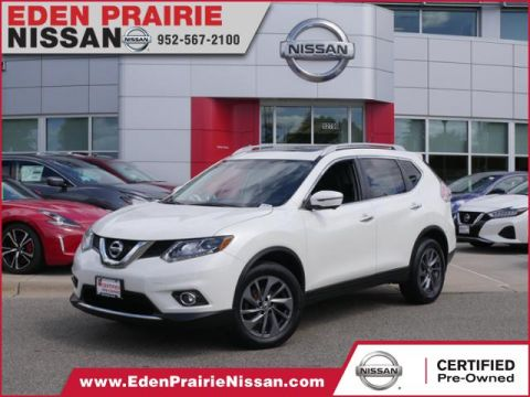 Certified Pre-Owned 2016 Nissan Rogue SL AWD