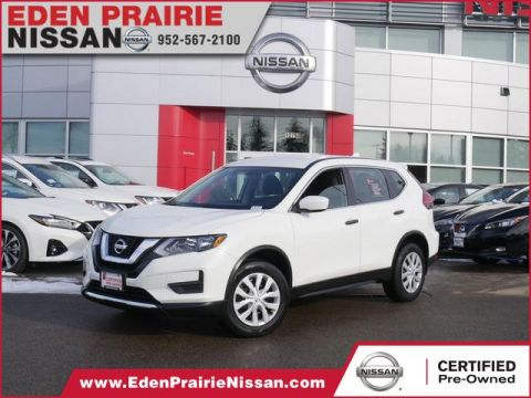 Certified Pre-Owned 2017 Nissan Rogue S All Wheel Drive SUV