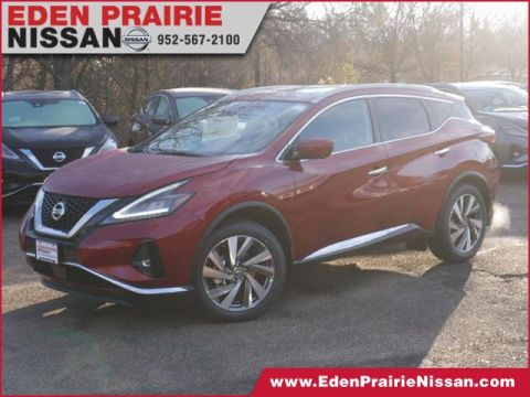 New 2020 Nissan Murano SL With Navigation & AWD