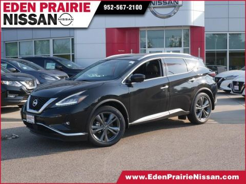 New 2020 Nissan Murano Platinum With Navigation & AWD