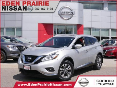 Certified Pre-Owned 2015 Nissan Murano SL AWD