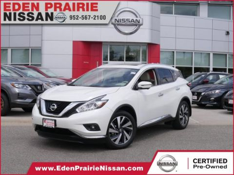 Certified Pre-Owned 2018 Nissan Murano Platinum AWD