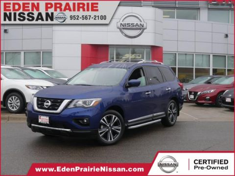 Certified Pre-Owned 2019 Nissan Pathfinder Platinum 4WD