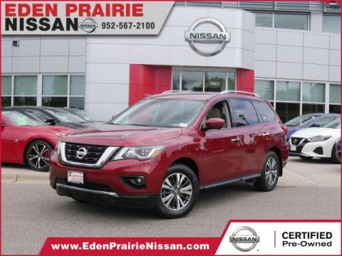 Certified Pre-Owned 2017 Nissan Pathfinder SL With Navigation & 4WD