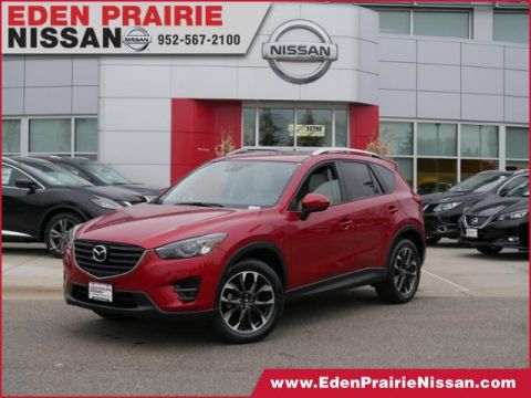Pre-Owned 2016 MAZDA CX-5 Grand Touring With Navigation