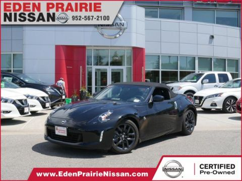 Certified Pre-Owned 2018 Nissan 370Z Roadster Touring RWD 2dr Car