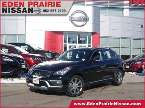 Pre-Owned 2017 INFINITI QX50 With Navigation
