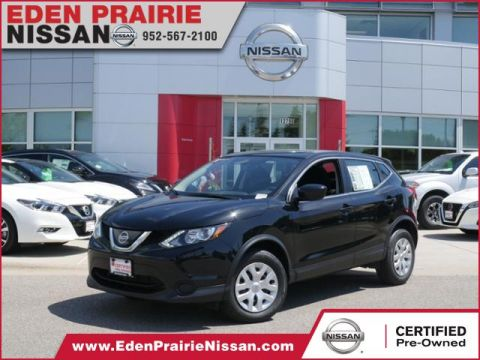 Certified Pre-Owned 2018 Nissan Rogue Sport S AWD